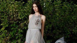 Шифоновые платья – легкость и воздушность