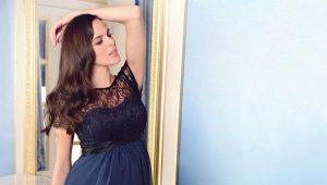 Фасоны, модели и типы платьев, скрывающих живот