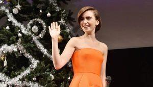 Оранжевое платье – для яркого образа