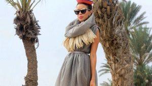 Платье-баллон - добавим объема бедрам?