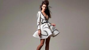 Платье из неопрена – современные технологии в тканях