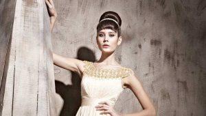 Платье с завышенной талией скроет недостатки