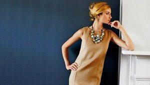 Платья-шифт – простые и вместе с тем элегантные