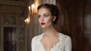 Свадебные платья с закрытыми плечами