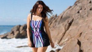 Купальные платья - в чем их изюминка?