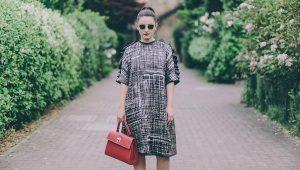Платье-мешок – для экстравагантных женщин
