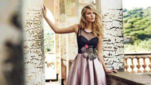 Платья в стиле ретро – вдохновение прошлым