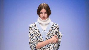 Зимние платья – женственность вне времени года