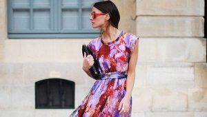 Модные платья 2016 года (98 фото) - новинки и тенденции