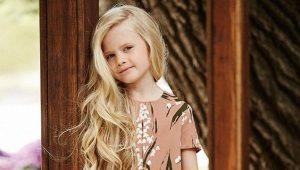 Как сшить платье для девочки своими руками?