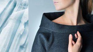 Платья из футера – идеальный образ в стиле Casual