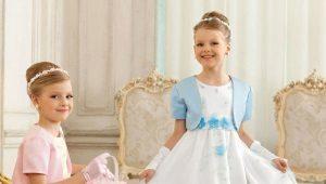 Платья на выпускной в 4 классе для девочек