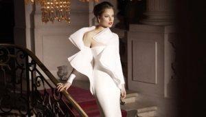 С чем носить белое платье и какие аксессуары подобрать?