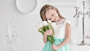 Выпускные платья для девочек в детском саду