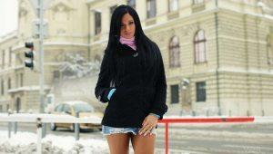 Микро юбки - самые короткие юбки с элементом провокации