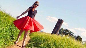 Популярные фасоны и модели летних юбок