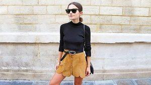Вельветовые юбки