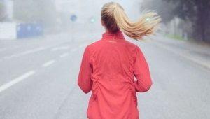 Ветровка для бега