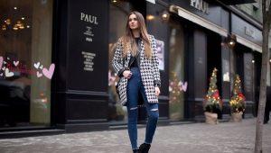 Джеггинсы – эффектные джинсы-леггинсы