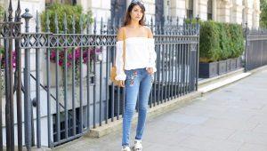 Как украсить джинсы своими руками?