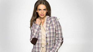 Пиджаки с заплатками на локтях - налокотниками