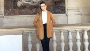 Удлиненные женские пиджаки