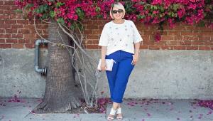 Женские летние брюки для полных