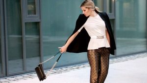 Брюки 2017: модные тенденции