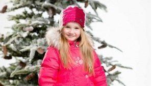 Пальто Керри для девочки