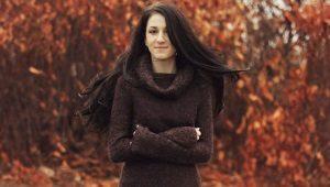 Теплые свитеры
