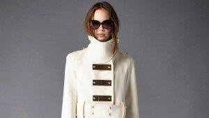 Дизайнерские пальто