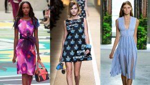 Длинные летние платья и сарафаны 2017