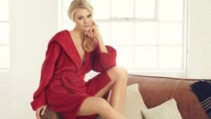 Домашний женский халат