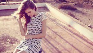 Фасоны и модели летних платьев и сарафанов 2018