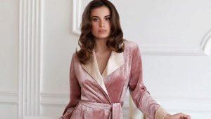 Модные халаты 2017