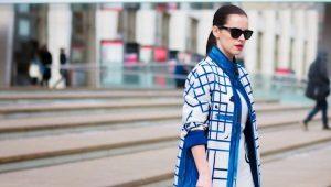 Пальто из неопрена: модные коллекции дизайнеров