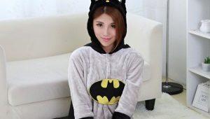 Пижама «Бэтмен»