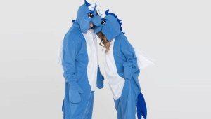 Пижама Кигуруми – веселые пижамы в виде животных
