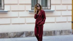 Пижама-костюм