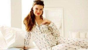 Пижамы – для абсолютного комфорта