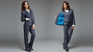 Женский костюм тройка