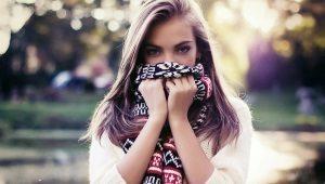 Брендовые шарфы