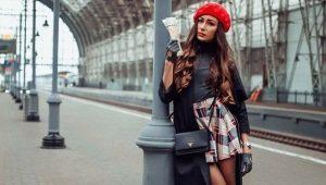 Женские шапки на весну и осень 2017