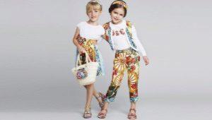 Брендовые босоножки для девочек