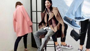 Слипоны - модные тенденции