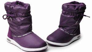 Женские дутики Adidas