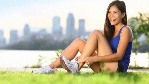Как выбрать кроссовки для бега?