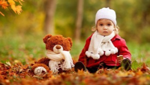 Комплект - детский шарф и шапка