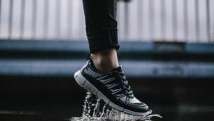 Кроссовки с мембраной