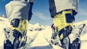 Лыжные ботинки Alpina